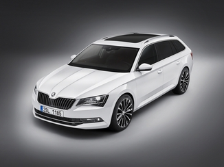 Skoda Superb Combi III 2.0 TDI150 Greentec Business Plus DSG (07/2015)