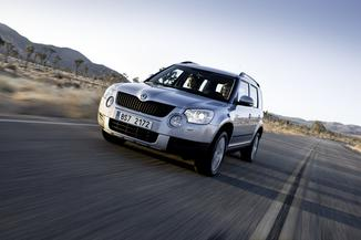 fiche technique skoda yeti 2 0 tdi170 cr experience 4x4 l 39. Black Bedroom Furniture Sets. Home Design Ideas