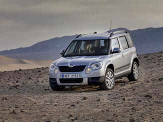 fiche technique skoda yeti 2 0 tdi140 cr ambition 4x4 l 39. Black Bedroom Furniture Sets. Home Design Ideas