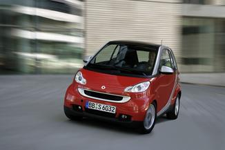 SMART Fortwo Coupe 84ch Turbo Pulse  Softouch