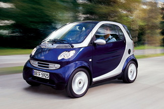 Smart Fortwo Coupe (1999 - 2019)