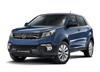 SSANGYONG Korando 1.5 GDI-T 163ch Limited 2WD A/T