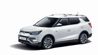 SSANGYONG Tivoli XLV 160 e-XDI 115ch 2WD Sport Bi-Ton Safety Pack