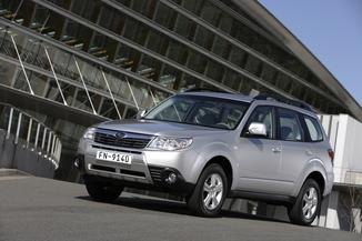 SUBARU Forester 2.0 D Boxer Diesel XS Outdoor
