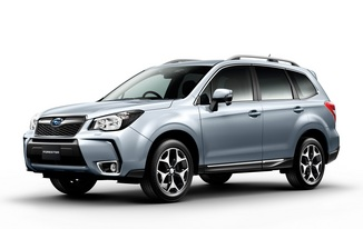SUBARU Forester 2.0i 150ch Eyesight Luxury Lineartronic MY19