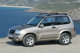 fiche technique suzuki grand vitara 2 0 easy way 3p l