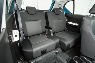 fiche technique suzuki ignis ii 1 2 dualjet 90ch pack l 39. Black Bedroom Furniture Sets. Home Design Ideas