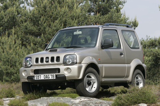 fiche technique suzuki jimny i 1 3 jx 2002. Black Bedroom Furniture Sets. Home Design Ideas