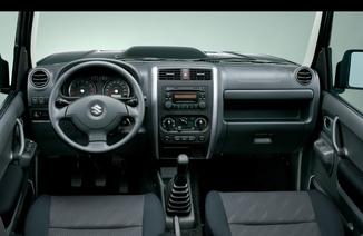 Dacia Duster 2018 Dimensions >> Fiche technique Suzuki Jimny 1.3 VVT JX - L'argus.fr