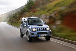 fiche technique suzuki jimny 1 3 vvt jx l 39. Black Bedroom Furniture Sets. Home Design Ideas