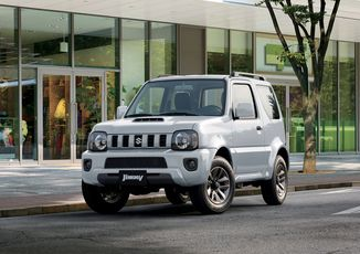 fiche technique suzuki jimny 1 3 vvt jlx l 39. Black Bedroom Furniture Sets. Home Design Ideas