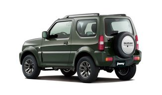 fiche technique suzuki jimny 1 3 vvt jlx auto l 39. Black Bedroom Furniture Sets. Home Design Ideas