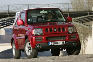 fiche technique suzuki jimny cabriolet 1 5 ddis maori se l 39. Black Bedroom Furniture Sets. Home Design Ideas