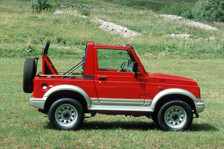 fiche technique suzuki samurai cabriolet 1 3 69ch bache standard l 39. Black Bedroom Furniture Sets. Home Design Ideas