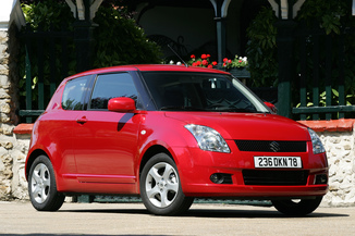 SUZUKI Swift 1.3 VVT GLX BMR 5p