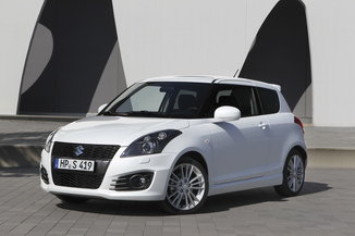 SUZUKI Swift 1.2 VVT In the city 5p