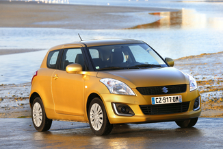 SUZUKI Swift 1.2 VVT 94ch So'City Auto 5p