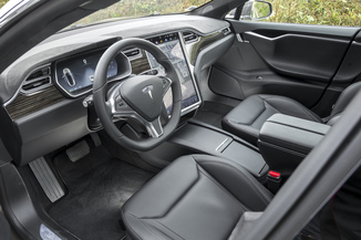 fiche technique tesla model s 70 kwh l 39. Black Bedroom Furniture Sets. Home Design Ideas