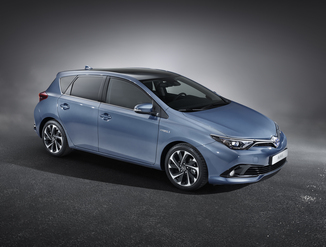 TOYOTA Auris 1.2T 116 Executive