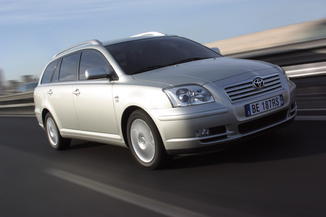 Toyota Avensis SW (break)