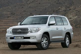 TOYOTA Land Cruiser SW 4.5 V8 D-4D 272ch FAP Légende Pack 7 places