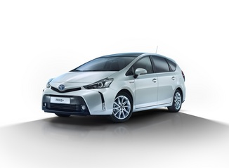 TOYOTA Prius+ 136h Dynamic Business TSS