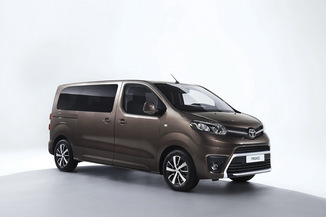 TOYOTA ProAce Verso Medium 150 D-4D Dynamic