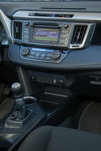 Fiche Technique Toyota Rav4 Iv 124 D 4d Life 2wd L Argus Fr