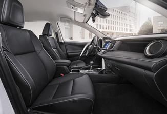 Toyota rav4 dynamic business