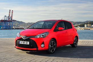 Fiche Technique Toyota Yaris Iii Hsd 100h Style 5p Largusfr