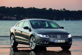 VOLKSWAGEN CC 1.4 TSI 160ch BlueMotion Technology DSG7