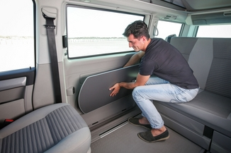 fiche technique volkswagen california vi t6 2 0 tsi 150ch bluemotion technology beach l 39. Black Bedroom Furniture Sets. Home Design Ideas