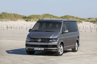 VOLKSWAGEN California Génération VI (T6) Phase 1 2.0 TDI 204ch BlueMotion Technology Ocean 4Motion DSG7