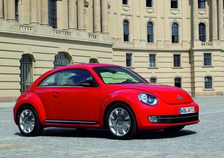 VOLKSWAGEN Coccinelle 1.2 TSI 105ch Couture