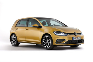 VOLKSWAGEN Golf 1.0 TSI 110ch BlueMotion Technology Trendline 5p