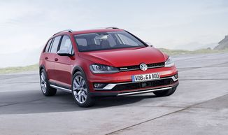 VOLKSWAGEN Golf Alltrack 2.0 TDI 150ch BlueMotion Technology FAP 4Motion