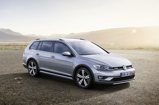 VOLKSWAGEN Golf Alltrack 2.0 TDI 184ch FAP BlueMotion Technology 4Motion DSG7