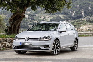 VOLKSWAGEN Golf SW 1.6 TDI 115ch FAP BlueMotion Technology Trendline