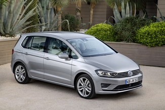 VOLKSWAGEN Golf Sportsvan 2.0 TDI 150ch BlueMotion Technology FAP Confortline DSG6
