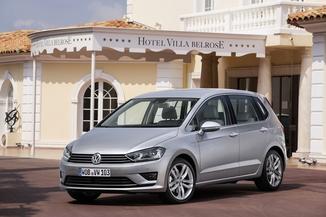 fiche technique volkswagen golf sportsvan 1 4 tsi 125ch multifuel e85 allstar l 39. Black Bedroom Furniture Sets. Home Design Ideas