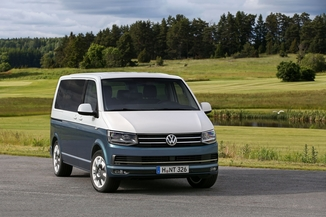 VOLKSWAGEN Multivan 2.0 TDI 102ch BlueMotion Technology Conceptline