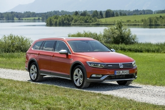 VOLKSWAGEN Passat Alltrack 2.0 TDI 190ch BlueMotion Technology 4Motion DSG7
