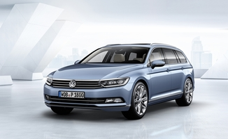 VOLKSWAGEN Passat SW 2.0 TDI 190ch BlueMotion Technology R Line 4Motion DSG6
