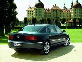 fiche technique volkswagen phaeton 4 2 v8 335ch 4motion tiptronic limousine l 39. Black Bedroom Furniture Sets. Home Design Ideas