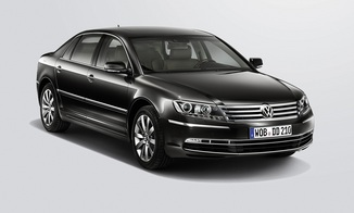 essais volkswagen phaeton l argus. Black Bedroom Furniture Sets. Home Design Ideas