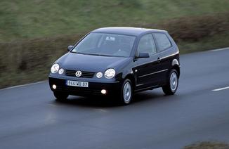 Fiche technique Volkswagen Polo IV 1.4 TDI
