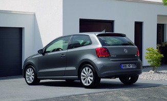Volkswagen Polo V 1.6 TDI 90ch BlueMotion Technology FAP Life 3p (01-2013)