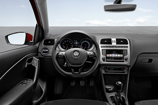 fiche technique volkswagen polo   tsi ch bluemotion technology allstar p largusfr
