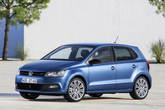 volkswagen polo actualit essais cote argus neuve et occasion l argus. Black Bedroom Furniture Sets. Home Design Ideas