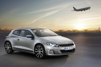 VOLKSWAGEN Scirocco Génération I Phase 2 1.4 TSI 125ch BlueMotion Technology